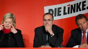 Personaldebatte in der Linkspartei