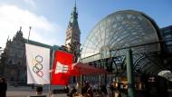 Hamburg will Olympia nach Deutschland holen