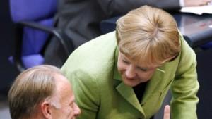 Trittin: CDU entfernt sich von der Mitte