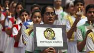 Frauen in Indien: Ein Leben in Angst