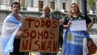 Argentinien rätselt um toten Staatsanwalt