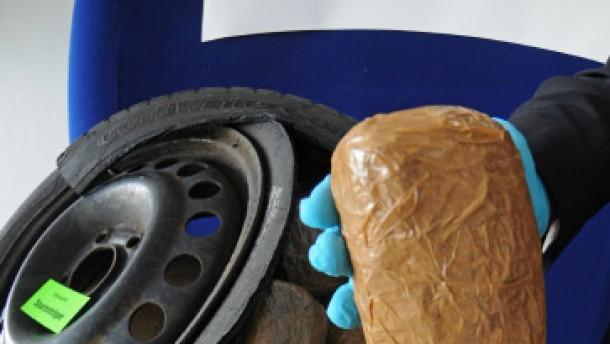13 Kilogramm Heroin sichergestellt