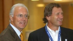 Franz Beckenbauer: Sympathisant von Salzburg