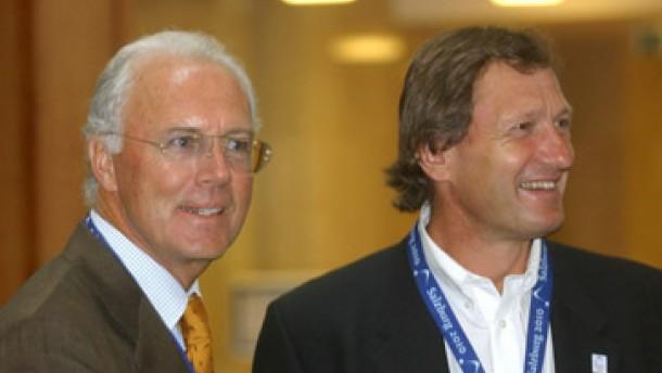 """Franz Beckenbauer: """"Sympathisant von Salzburg"""""""
