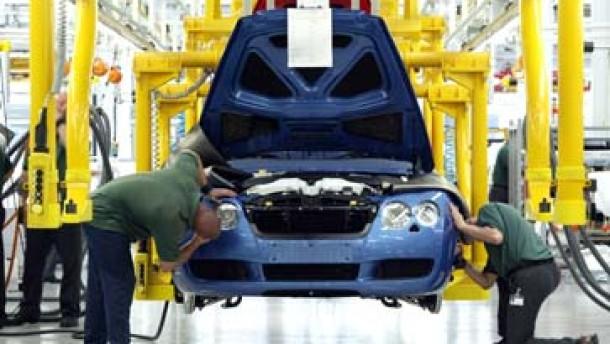 Britischer Luxus aus dem VW-Baukasten