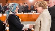 Bundeskabinett verabschiedet neue Asylgesetze