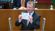 Opposition will Jägers Rücktritt