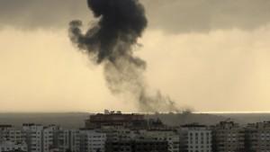 Israel beschließt weitere Angriffe auf Gaza