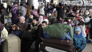 Verschärfter Reisehinweis für ganz Ägypten