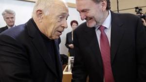 """Geißler für eine Fortsetzung von """"Stuttgart 21"""""""