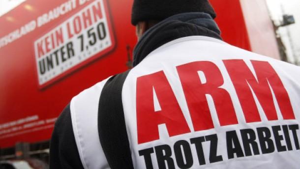 SPD plant Unterschriftenaktion zum Mindestlohn