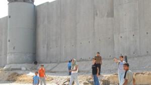 Jerusalem mauert sich ein