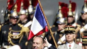 "Chirac kündigt Referendum an: ""Vertraue den Franzosen"""