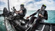 Weltserie vor Bermuda beendet