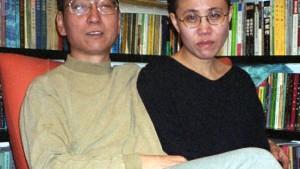 Dissident Liu Xiaobo verhaftet