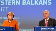 EU versucht Chaos auf Balkanroute zu bändigen