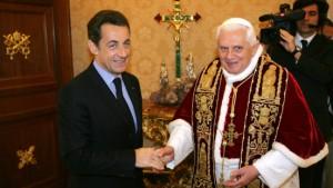 Für die Wähler zum Papst