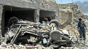 Taliban stürmen Gefängnis von Kandahar