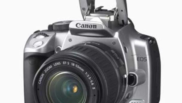 Attraktive Kamera für den anspruchsvollen Amateur