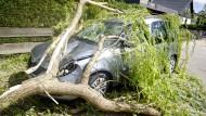 Fünf Millionen Euro Schaden nach Tornado