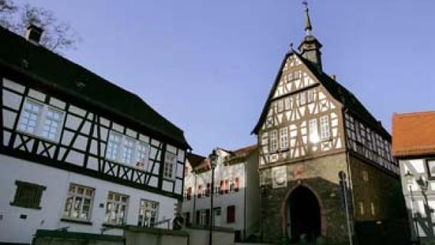 Oberursel richtet 2011 den Hessentag aus