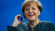 Merkel mächtiger als Obama