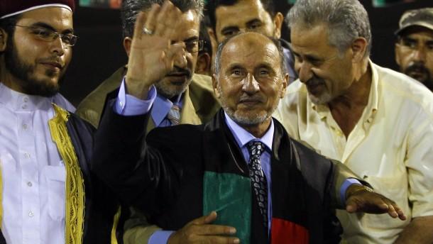 Libyen soll Rechtsstaat werden