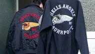 Polizeieinsatz gegen Hells Angels