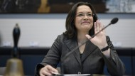 SPD will sich auf Oppositionsarbeit einstellen