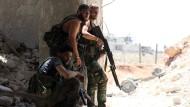 Konfliktparteien rüsten sich für Kampf um Aleppo