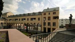 Kronbergs neue Mitte
