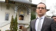 Maas bezeichnet Trauerflor als Heuchelei