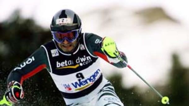 Mit 32 Jahren wird Alois Vogl flügge