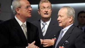Porsche dementiert Verkauf an Volkswagen