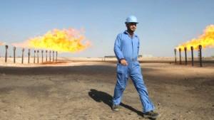 Der Irak öffnet seine Ölvorkommen