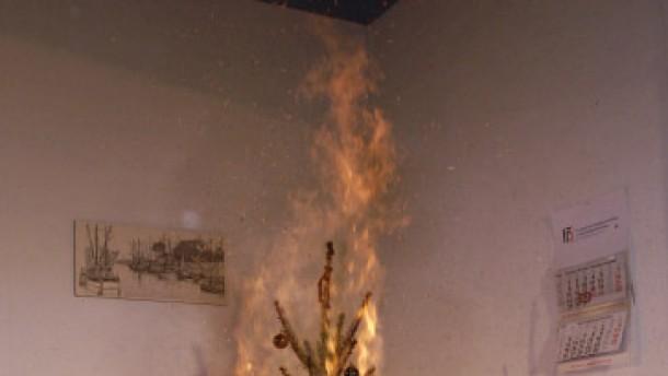 Drei Tote bei Wohnhausbrand in Friedberg
