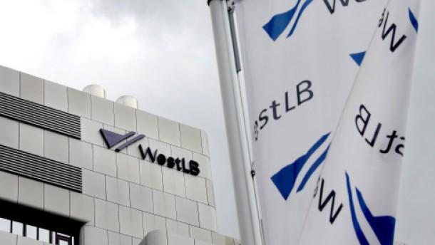 Sparkassen wollen keine Risiken der WestLB schultern