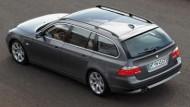 Testobjekt: BMW 525i