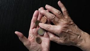 Senioren haben Spaß am Geld