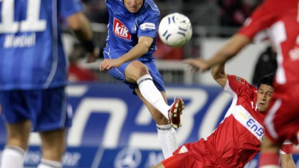 Stuttgart atmet auf: Hilbert erlöst den VfB