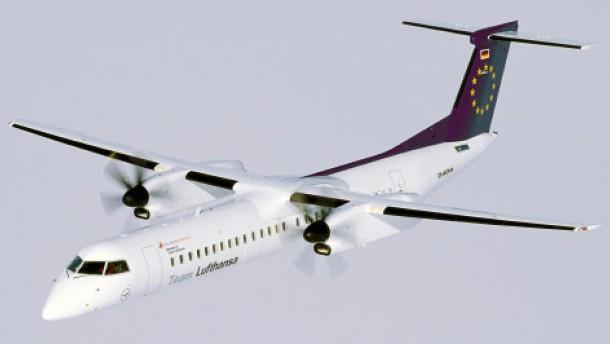 Bombardier-Maschinen müssen zur Inspektionen