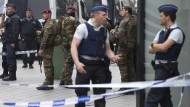 Kein Sprengstoff-Fund bei Festnahme in Brüssel