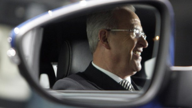 Fühle mich nicht als Abteilungsleiter von Porsche