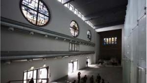 """Die neue Peterskirche – """"ein Gesamtkunstwerk der Jetztzeit"""""""