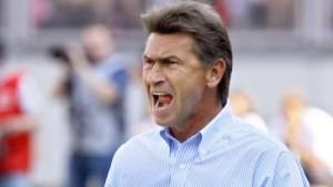 Wolfsburg erkämpft Punkt gegen den Abstieg