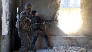 Rebellen vermelden wichtigen Erfolg im Kampf um Aleppo