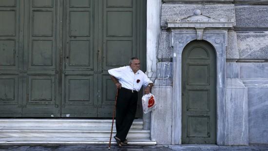 Banken in Griechenland bleiben geschlossen