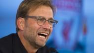"""Klopp: Ich bin hier, weil Liverpool ein geiler Verein ist"""""""