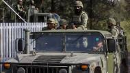 Dutzende Tote bei Schießerei in Mexiko