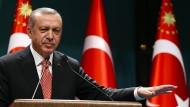 Erdogan greift nach der absoluten Macht